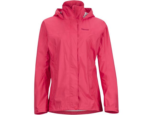 Marmot PreCip Jacket Women Hibiscus
